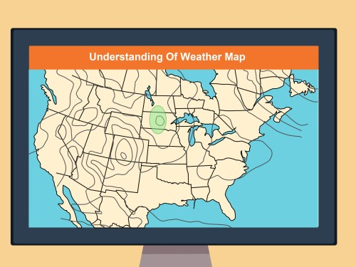 small resolution of How to Read a Weather Map (with Pictures) - wikiHow
