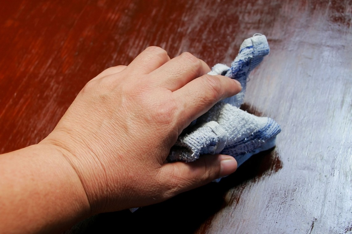 How To Wax Furniture 6 Steps With Pictures Wikihow