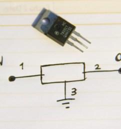 diode wiring diagram 12v dc [ 3500 x 2333 Pixel ]
