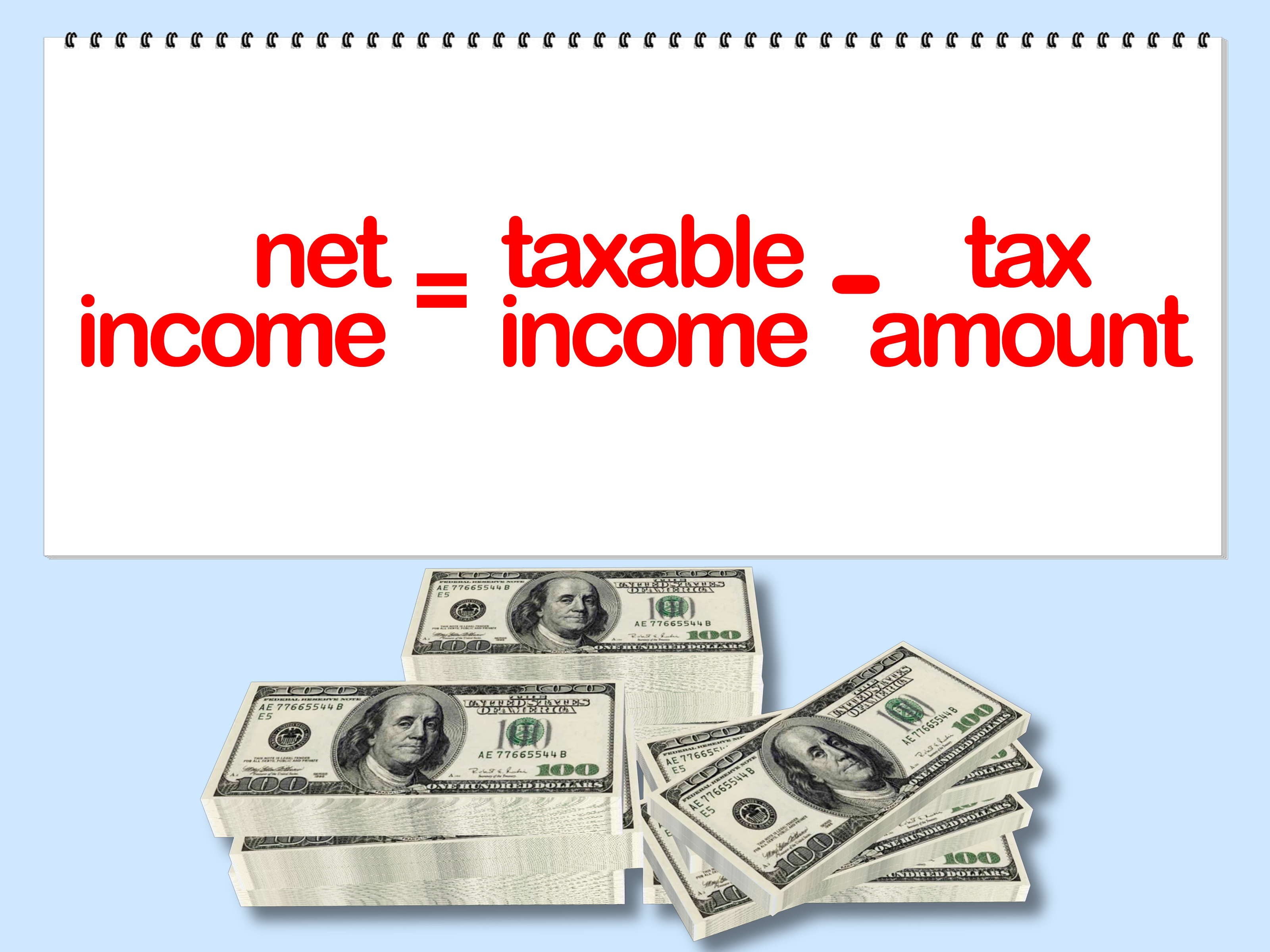 How To Calculate Net Income 11 Steps With Pictures