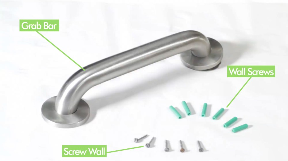 medium resolution of how to install a grab bar