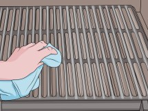 3 Ways Clean Porcelain Grill Grates - Wikihow