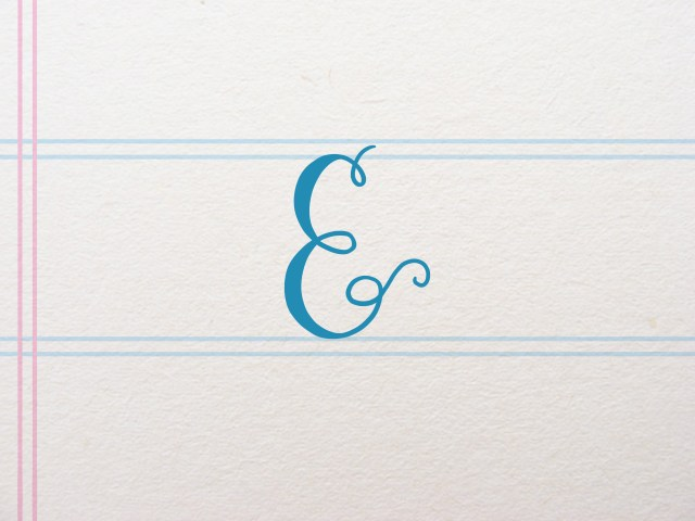 How to Draw an & (Ampersand): 23 Steps (with Pictures) - wikiHow