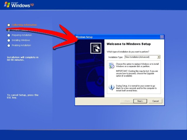 How to install windows 19 on new ssd without cd