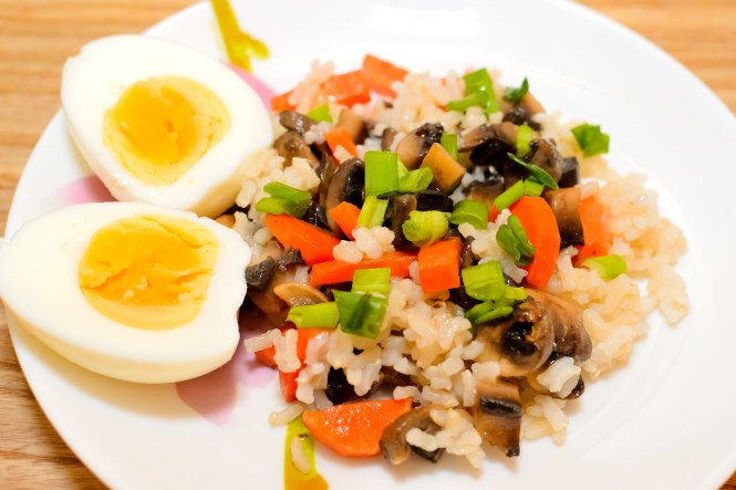 Perfectly Fluffy Brown Rice 5
