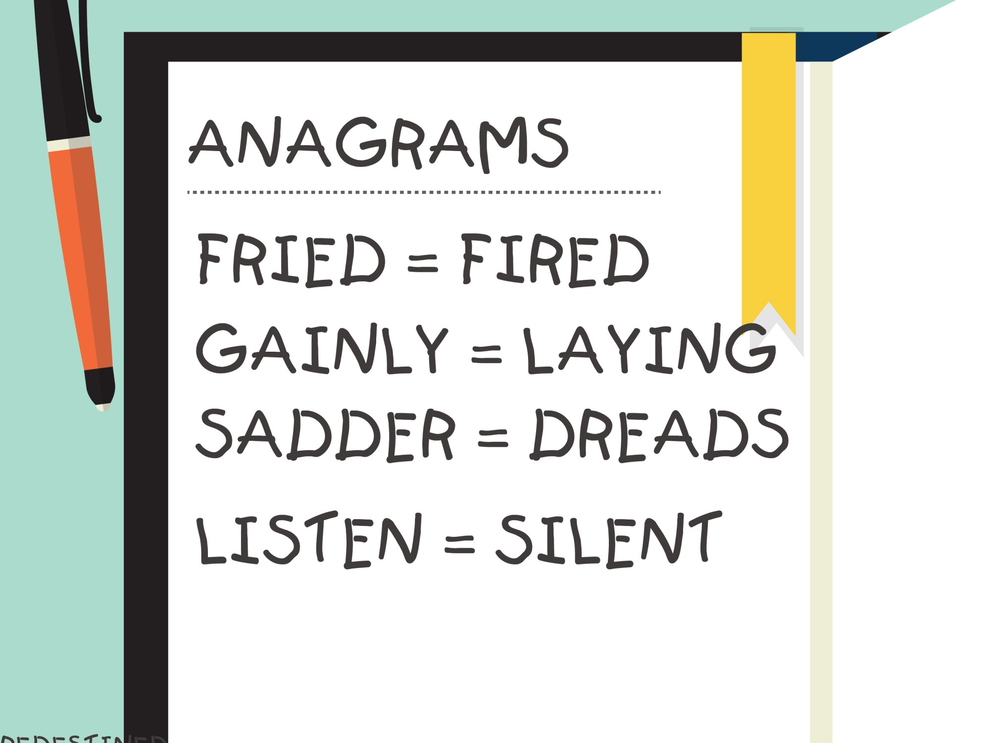 hight resolution of 3 Ways to Solve Anagrams Effectively - wikiHow