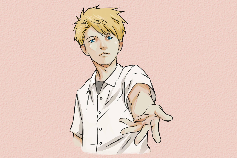 6 Ways to Draw Anime Hands  wikiHow