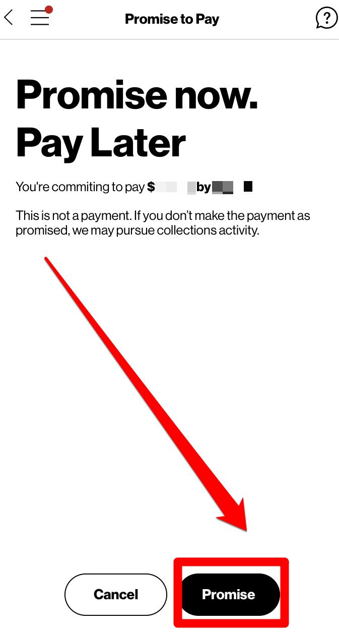 Verizon Wireless My Bill Pay