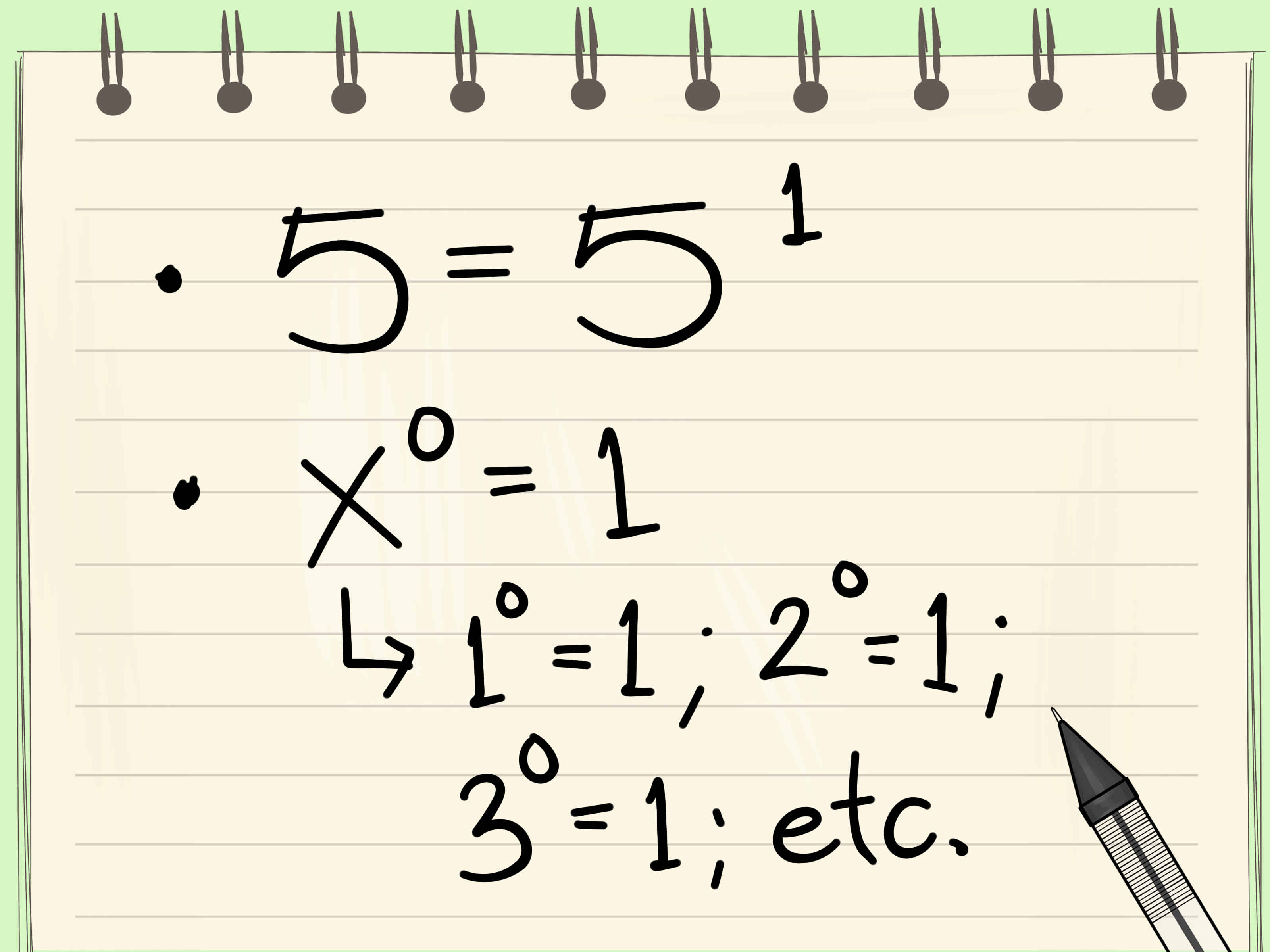 How To Multiply Exponents 7 Steps With Pictures