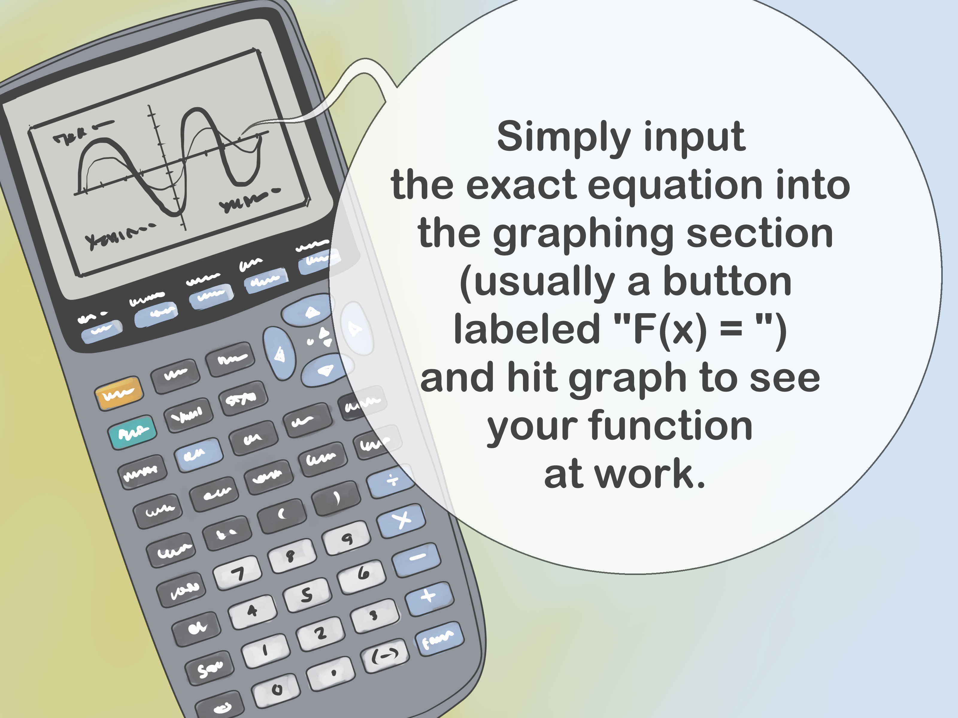 3 Ways To Graph A Function