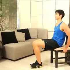 Office Chair Workouts For Abs Oak High 5 Ways To Do An Workout In A Wikihow