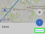 How To Find Distance Using Google Maps On Android 6 Steps