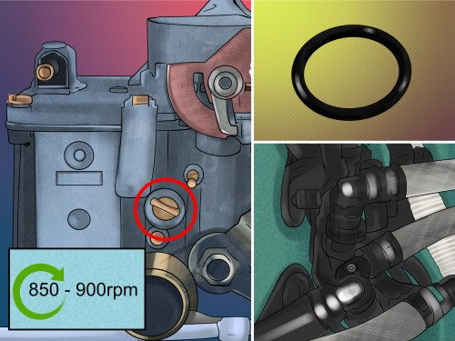 small resolution of how to set the 34pict 3 carburetor on an aircooled volkswagen vw beetle
