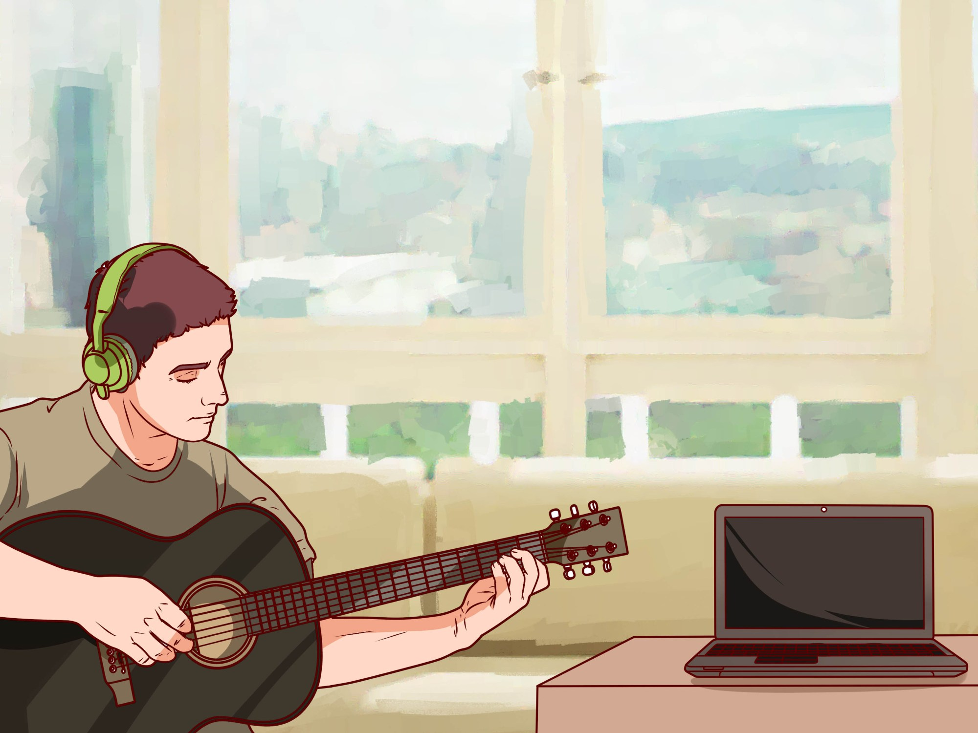 hight resolution of how to plug a guitar into a laptop