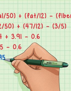 also easy ways to calculate your weight watchers points rh wikihow