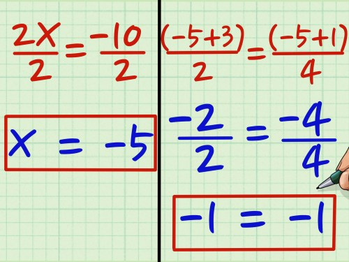 small resolution of How to Cross Multiply: 8 Steps (with Pictures) - wikiHow