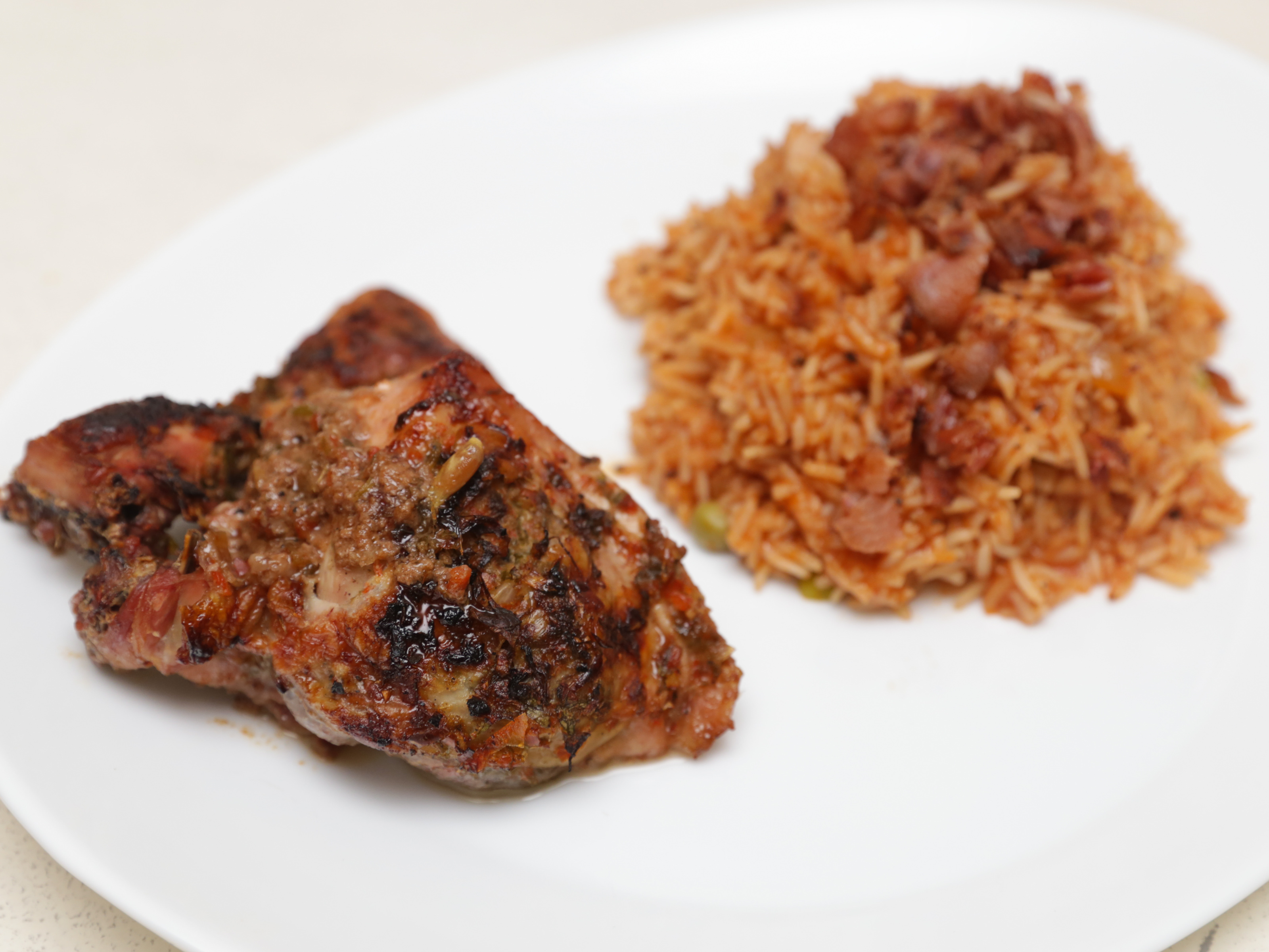 Come Preparare il Pollo alla Giamaicana Jerk Chicken