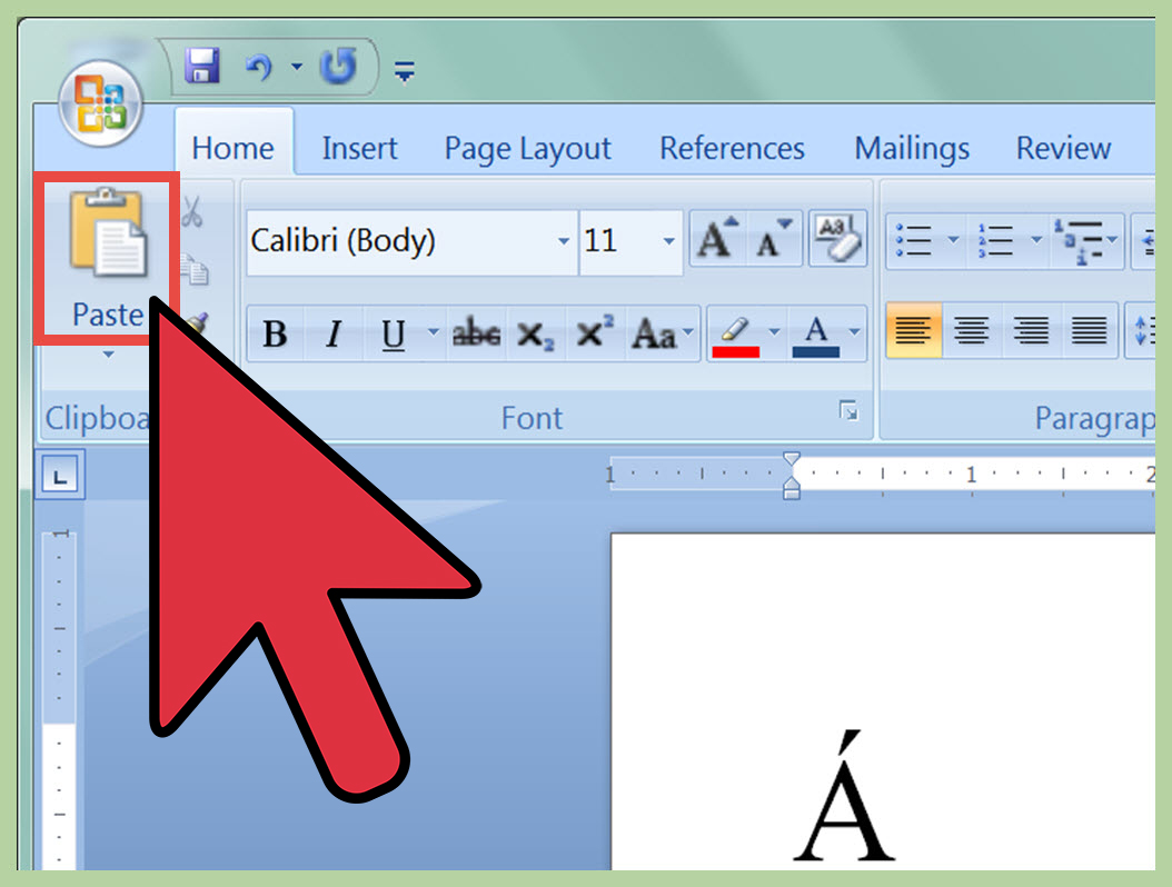 How To Add Spanish Accent Marks In Microsoft Word