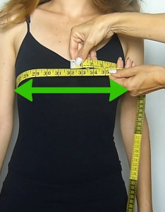 also how to take clothing measurements steps with pictures rh wikihow