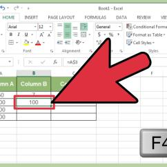 Timing Diagram Excel Led Lights Wiring 4 Ways To Copy Formulas In Wikihow