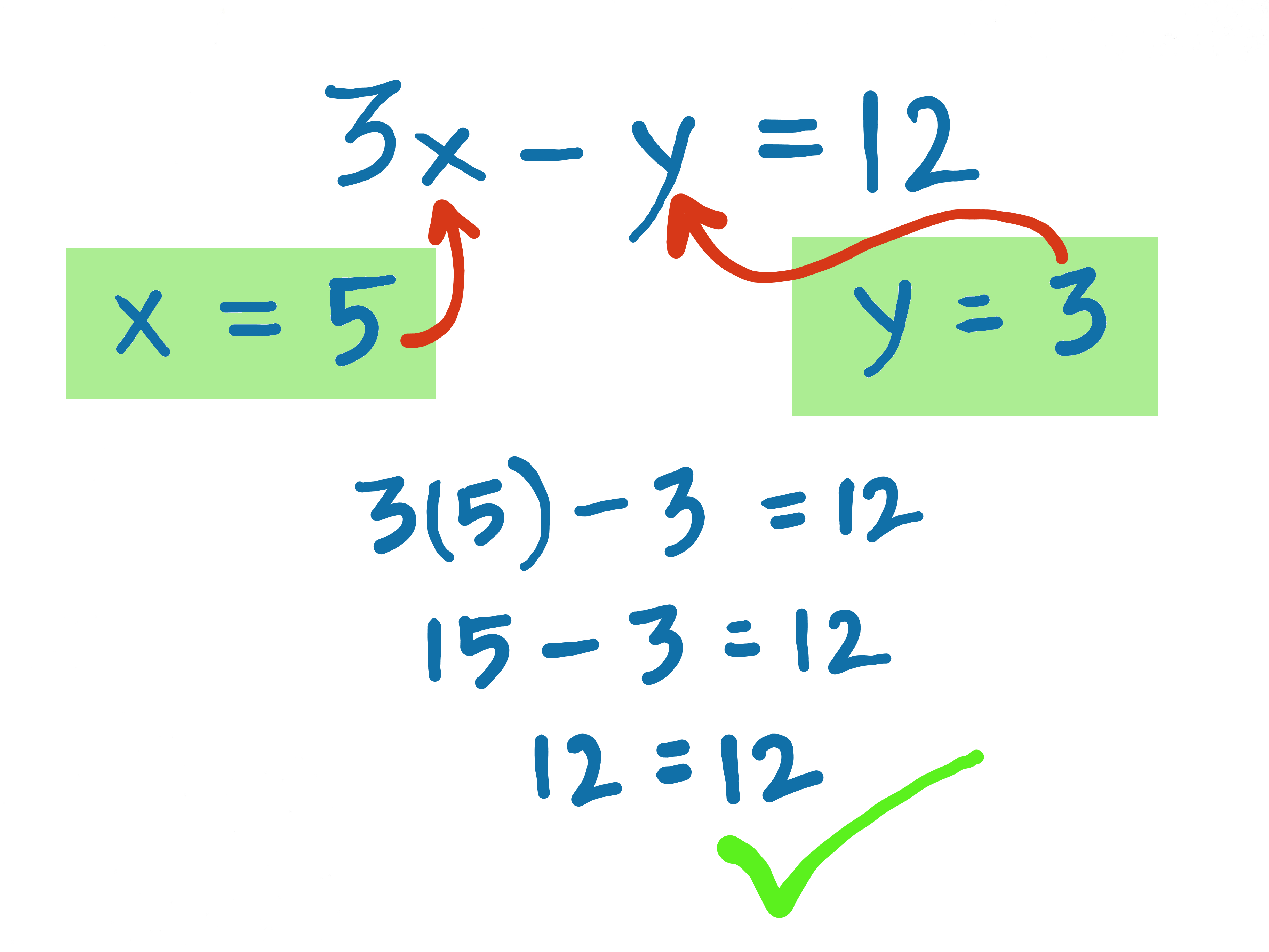 Simultaneous Equations 3 Unknowns Worksheet