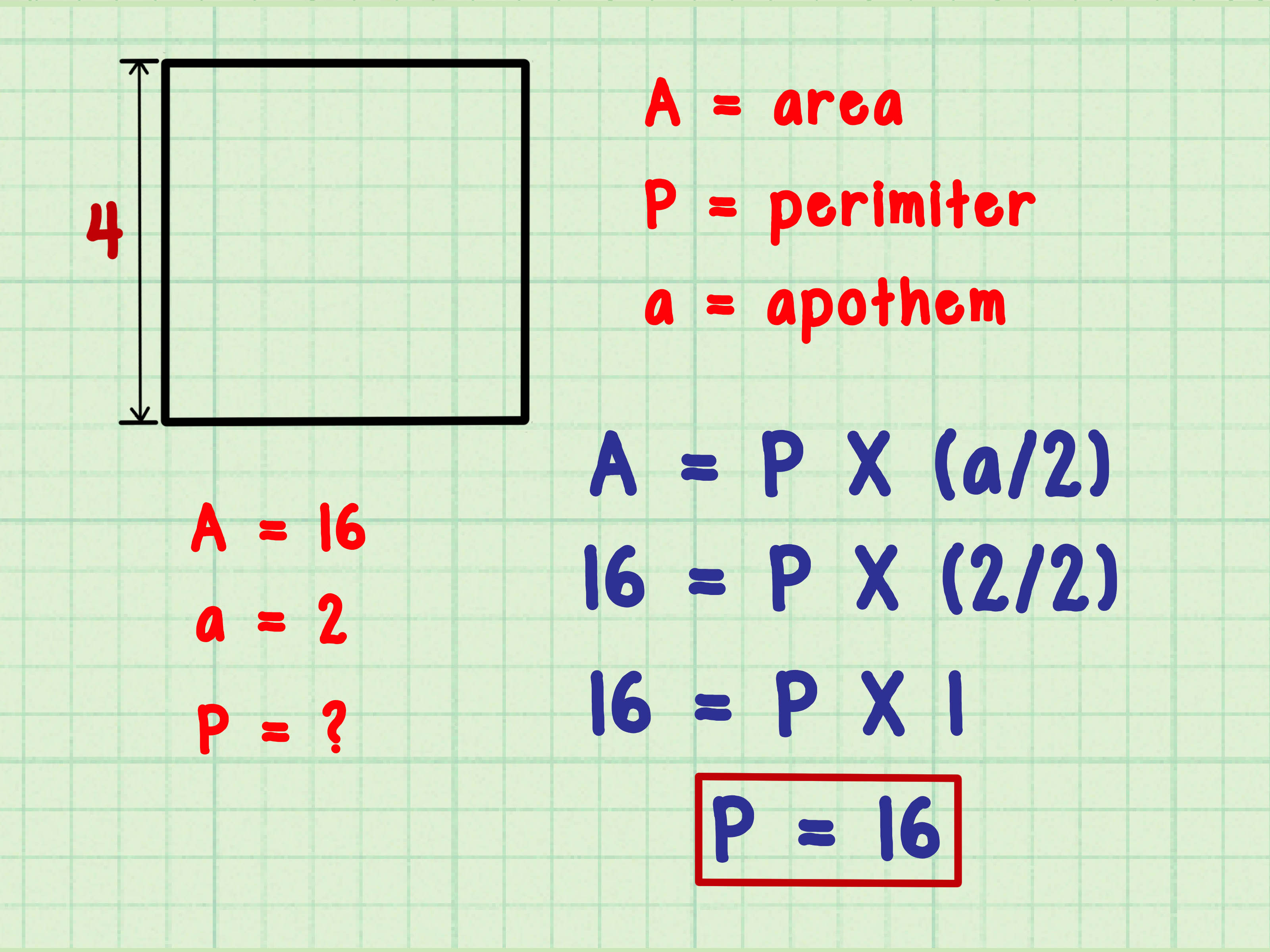 How To Find The Perimeter Of A Polygon 4 Steps With