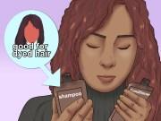 dye african american hair