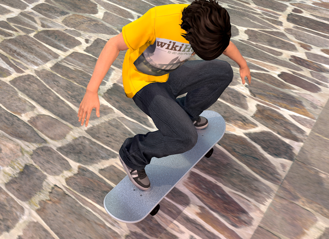 How To Land Simple Skateboard Tricks 5 Steps With Pictures