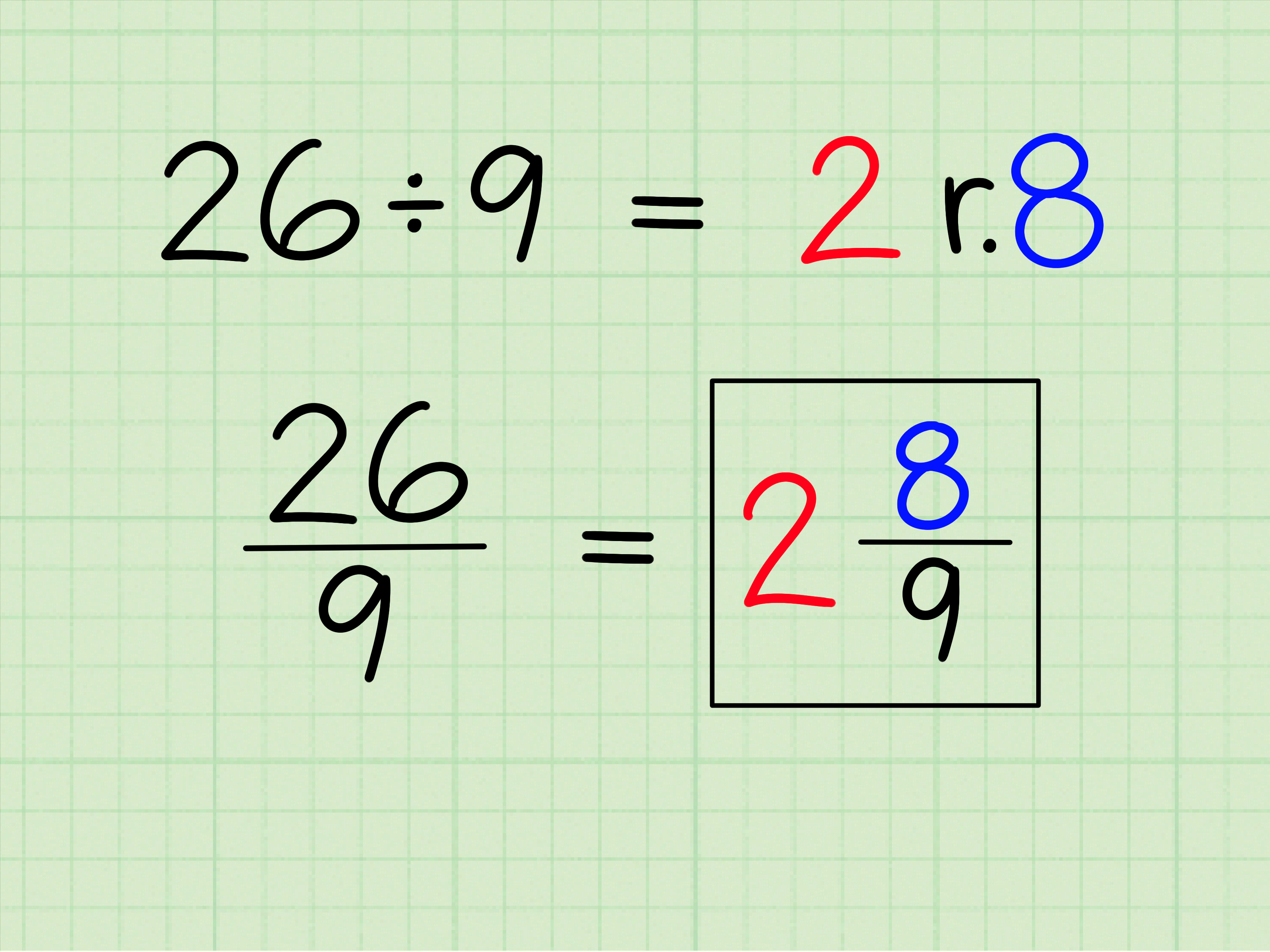 How To Divide Mixed Fractions 12 Steps With Pictures