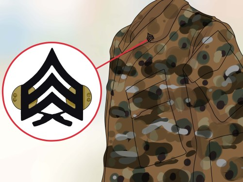 small resolution of how to properly align rank insignia on marine uniforms