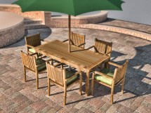 Protect Outdoor Wood Furniture