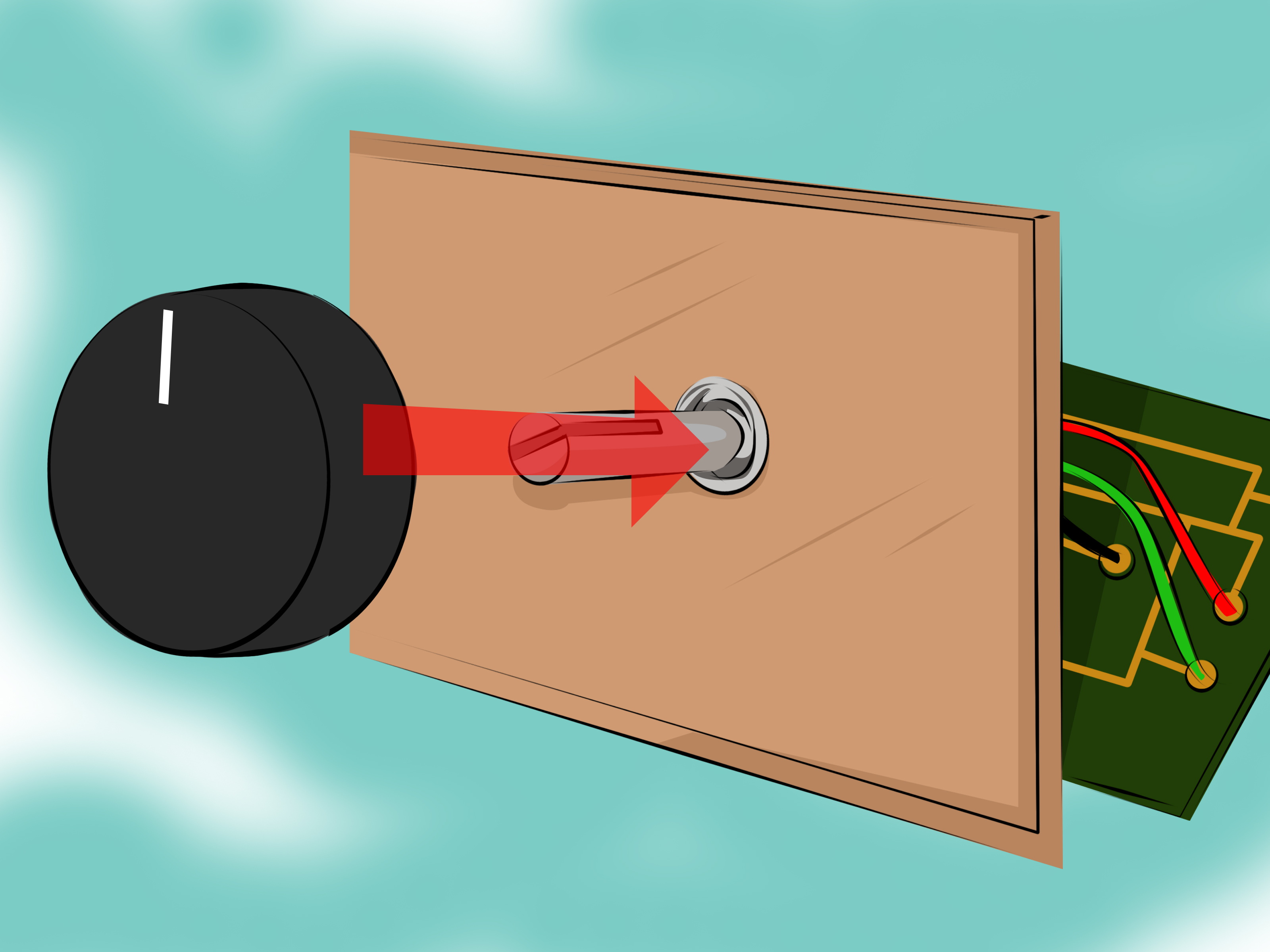 10v Dimmer Circuit Diagram Ein Potentiometer Verdrahten Wikihow