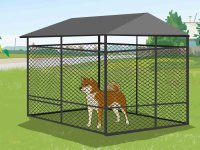 3 Ways to Build a Dog Crate