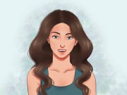 3 ways wavy hair