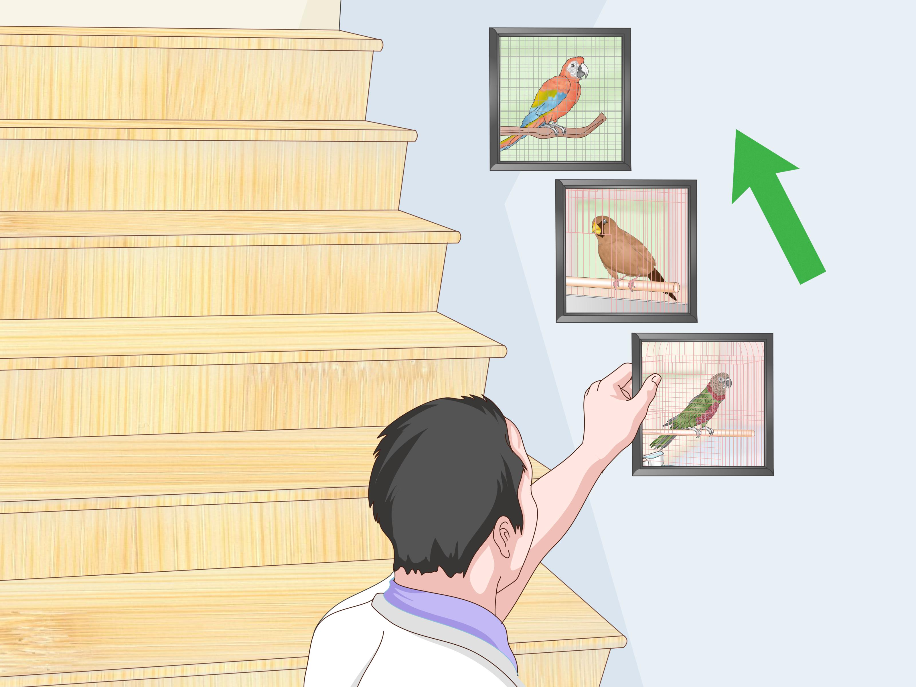 How to Arrange Three Pictures on a Wall 12 Steps with