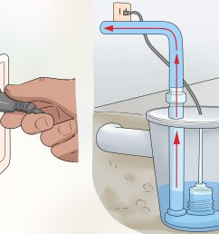 how to install a sump pump check valve [ 3200 x 2400 Pixel ]