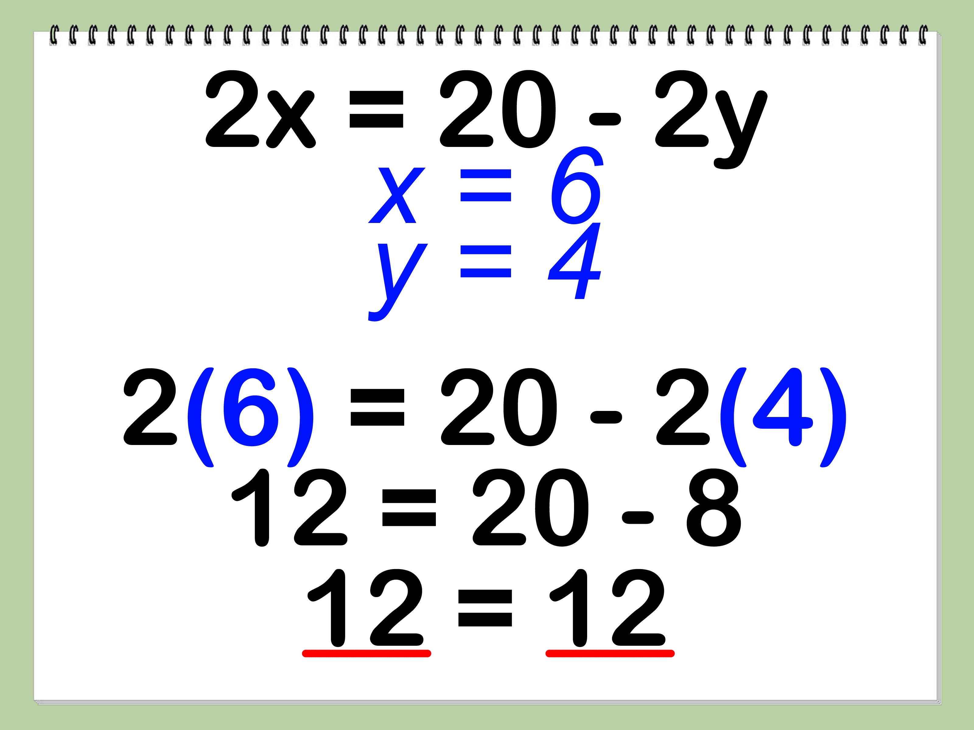 5 Ways To Solve Equations With Variables On Both Sides
