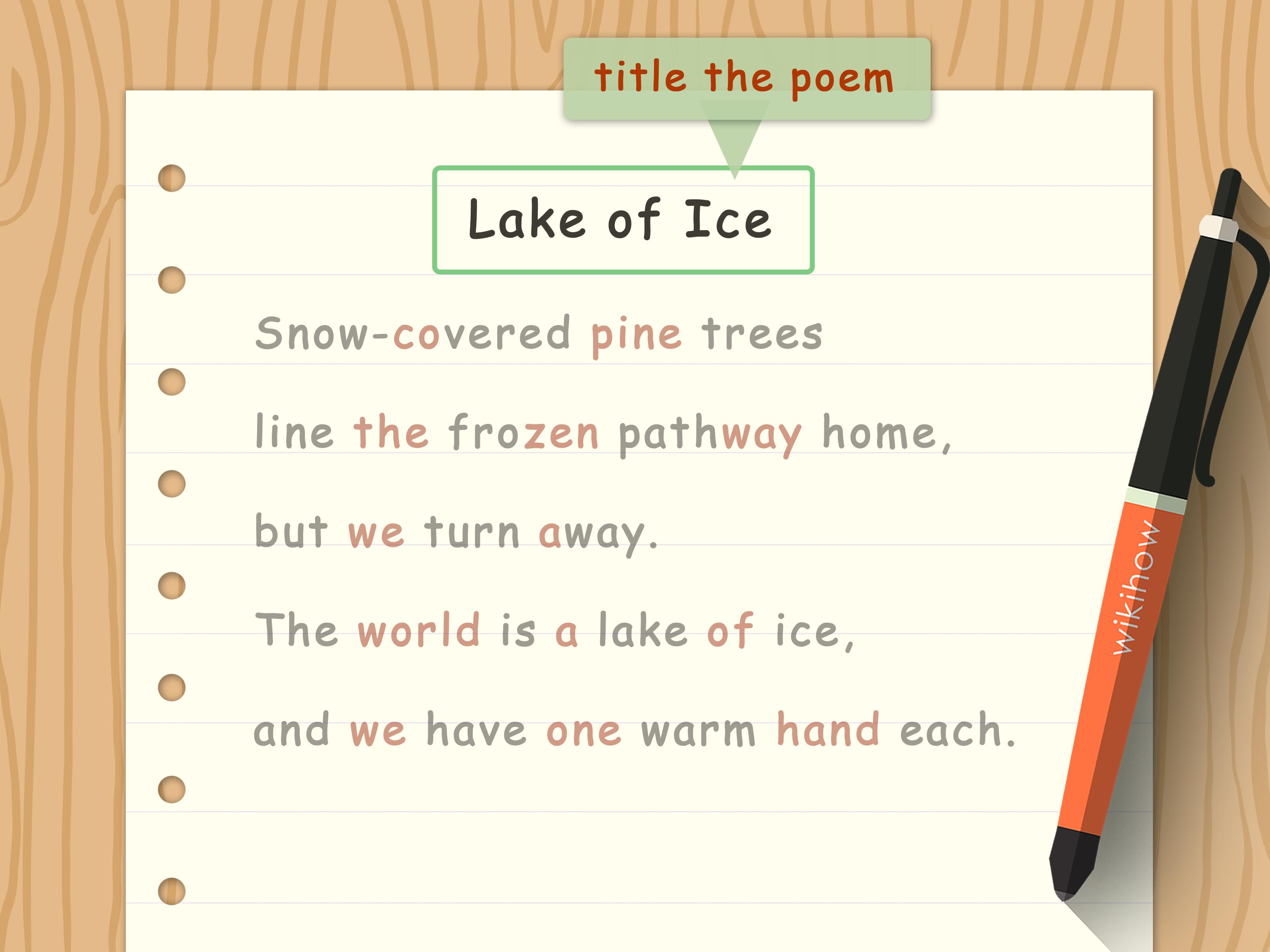 How To Write A Tanka Poem With Sample Tanka