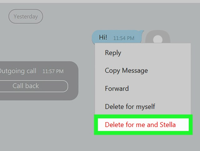 How to Delete Viber Messages on PC or Mac: 16 Steps (with Pictures)