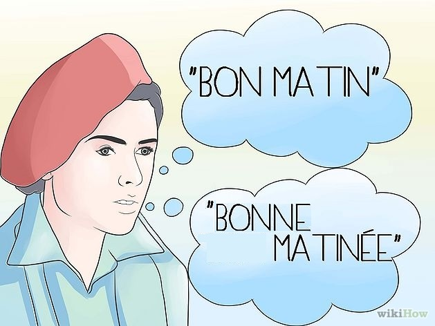 How To How To Say Good Morning In French