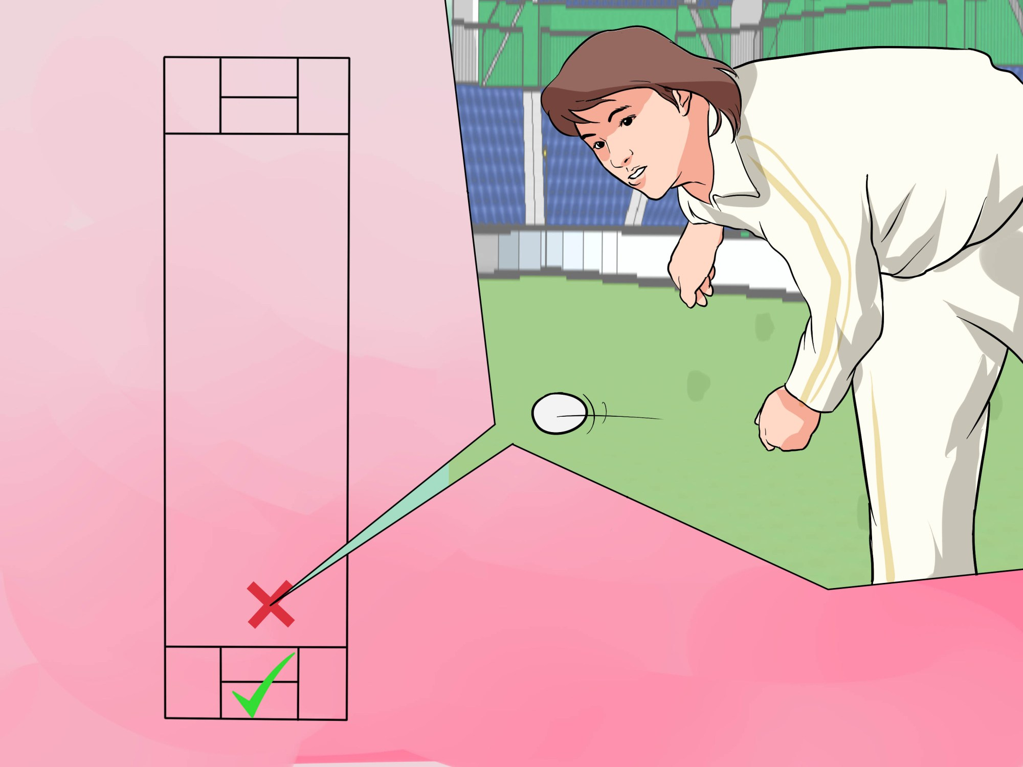 hight resolution of how to understand the basic rules of cricket