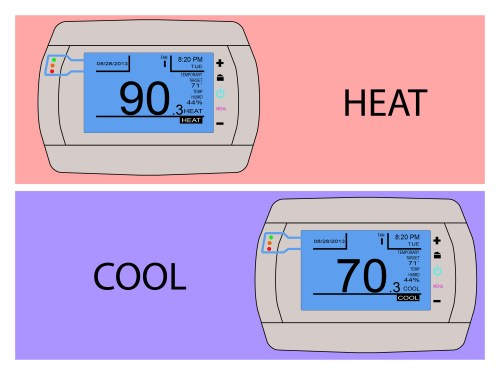 small resolution of how to program a lux thermostat