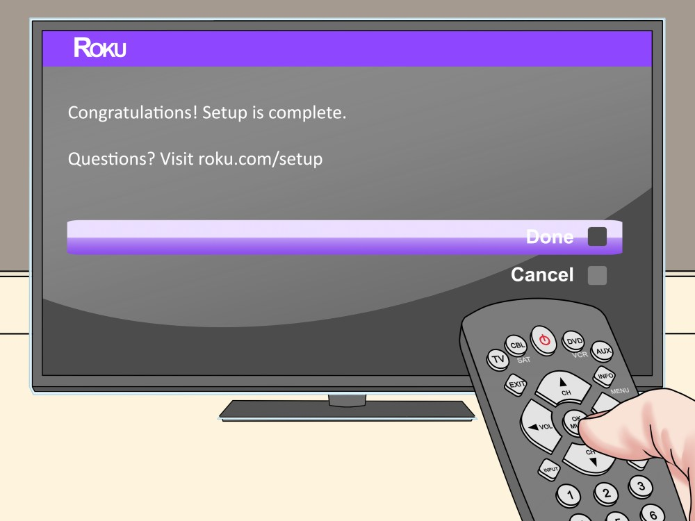 medium resolution of how to connect roku to tv
