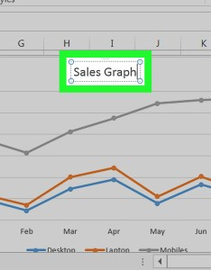 How to make  line graph in microsoft excel also easy ways rh wikihow