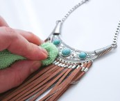 making turquoise jewelry