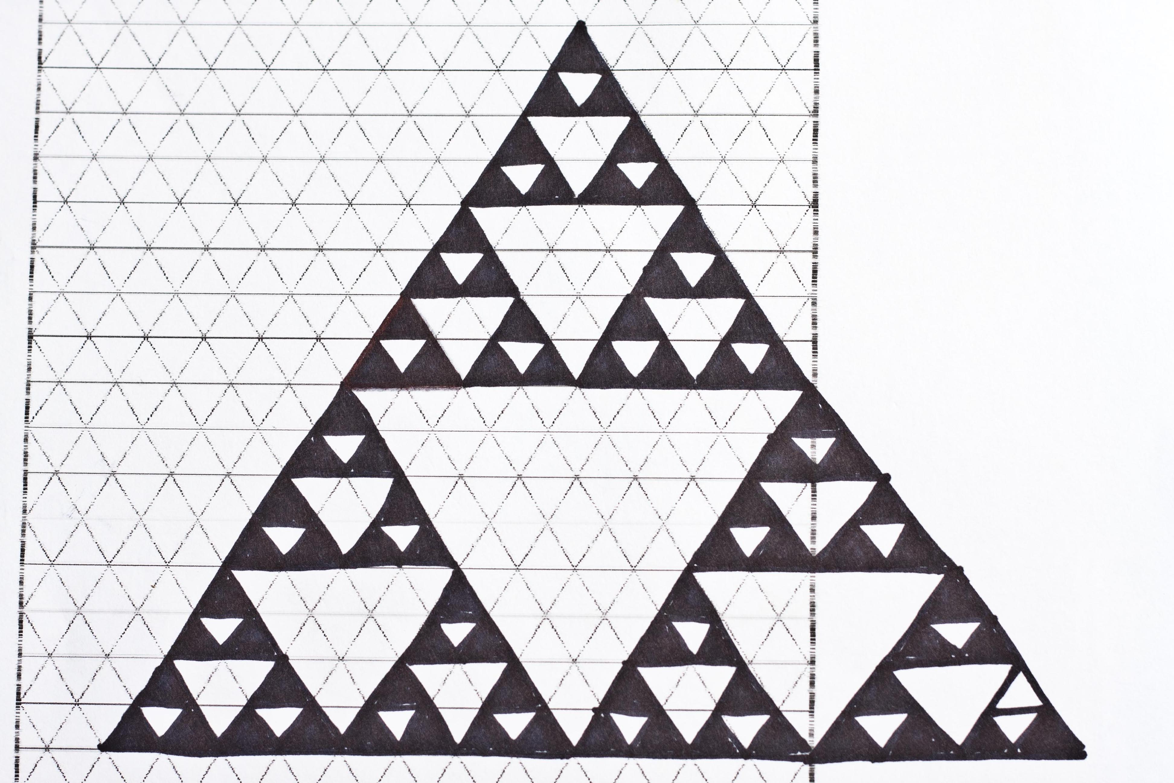 How to Make a Sierpinski Triangle: 8 Steps (with Pictures)