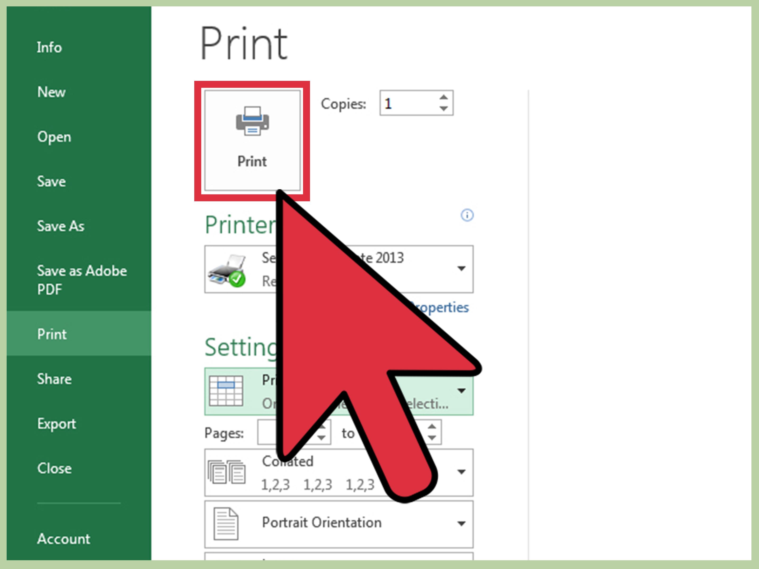 3 Formas De Imprimir Parte De Uma Planilha De Excel