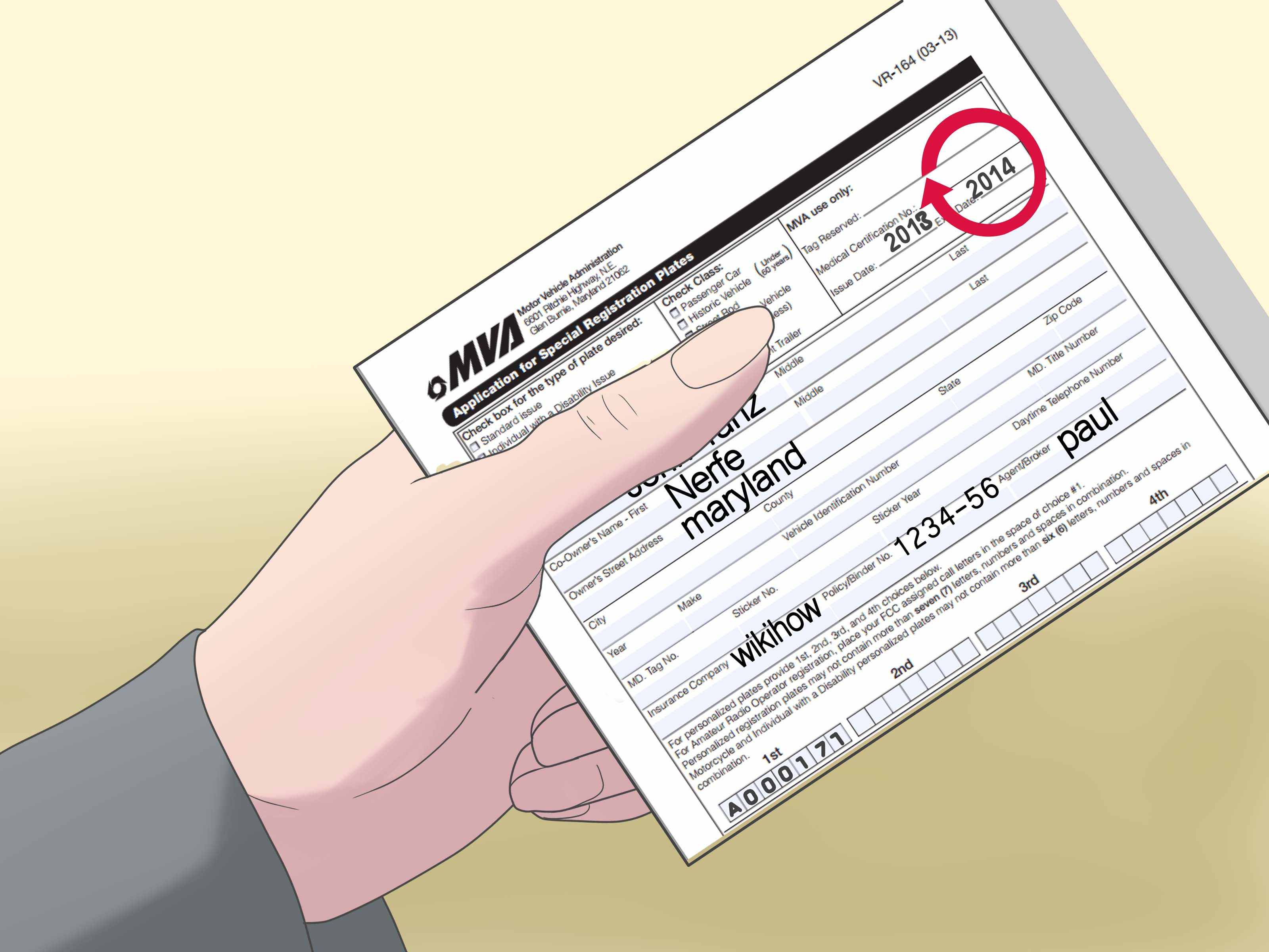 How Check Motor Vehicle Registration