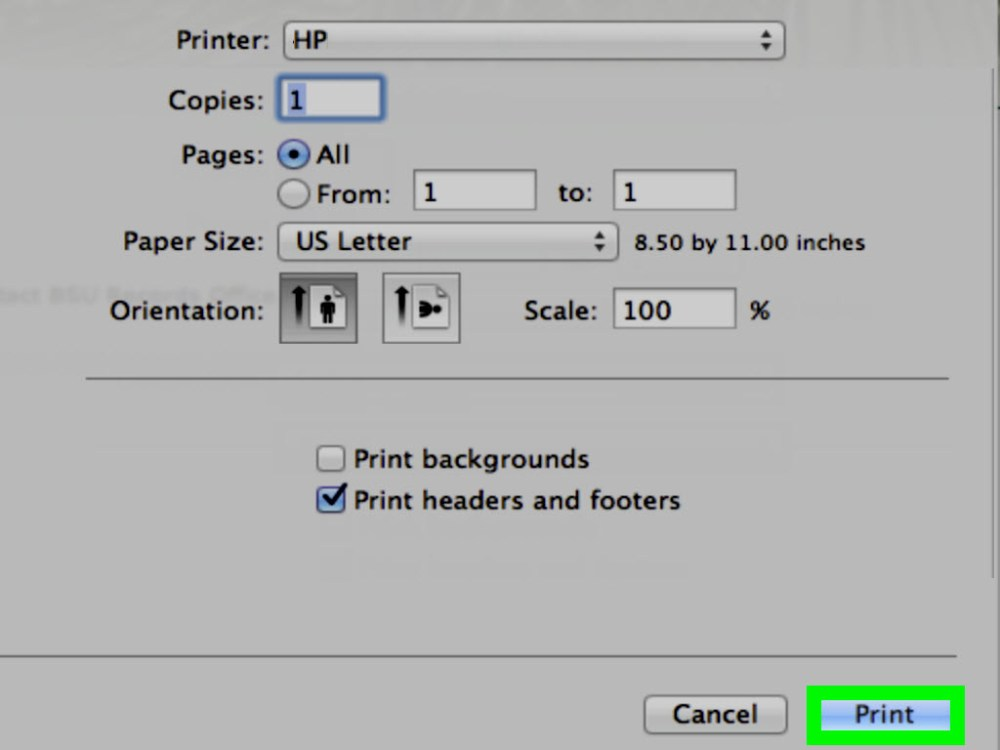 medium resolution of how to print a document