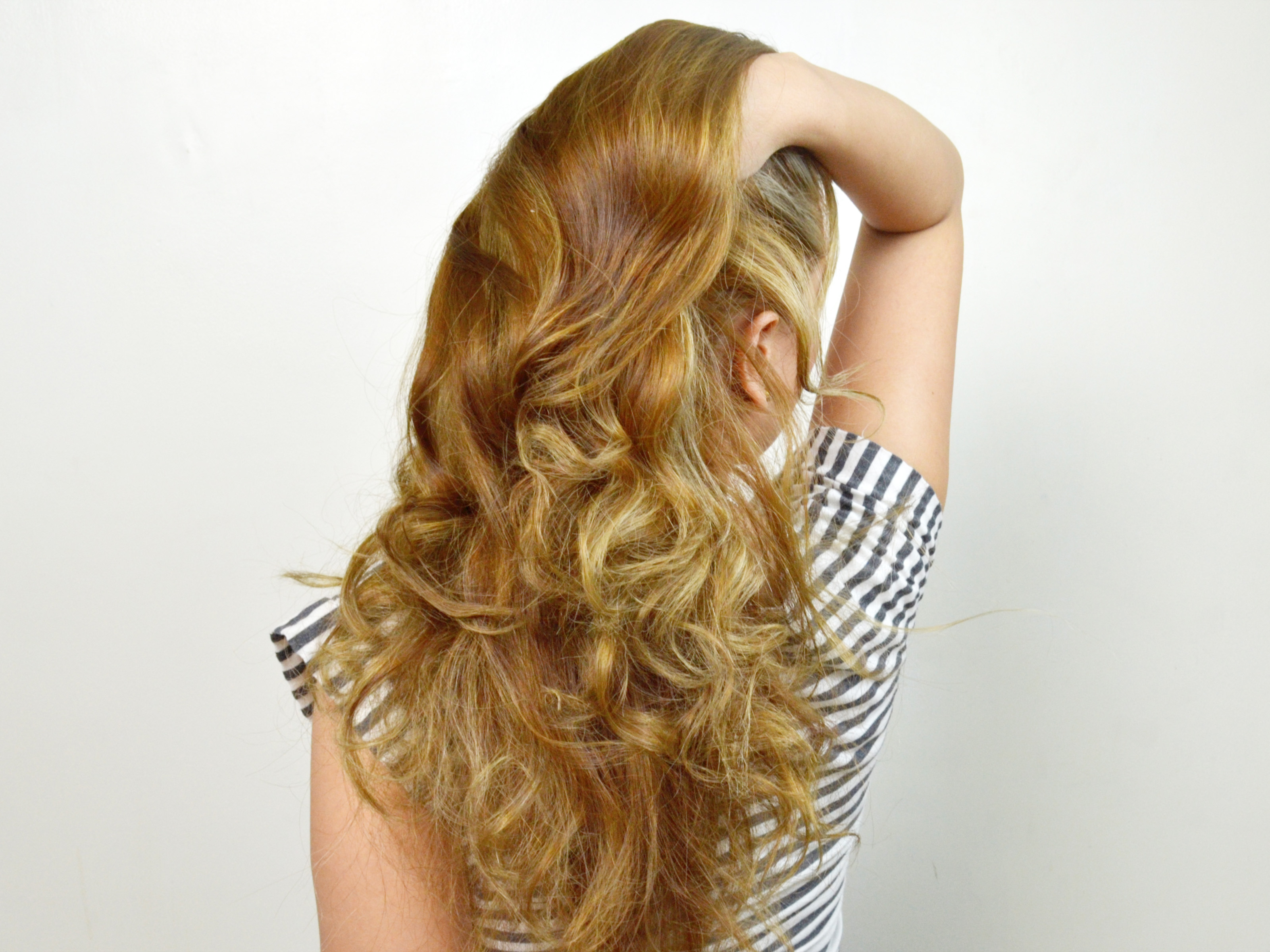 4 Ways To Get Curly Hair Without A Curling Iron WikiHow